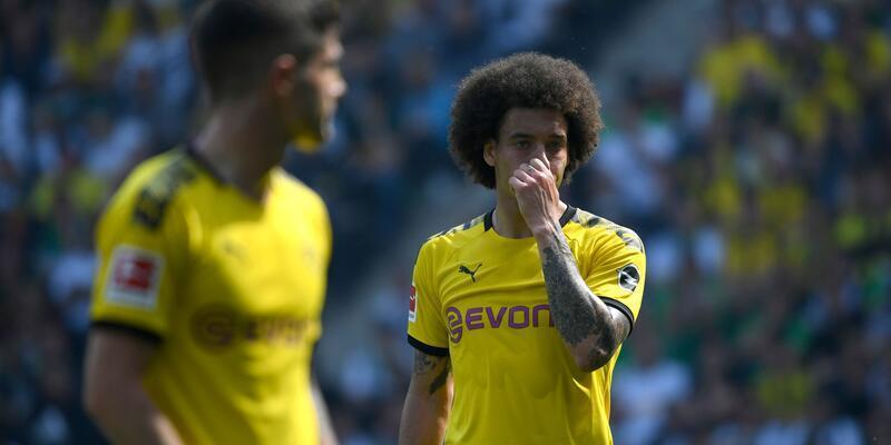 Borussia Dortmund son hafta yıkıldı