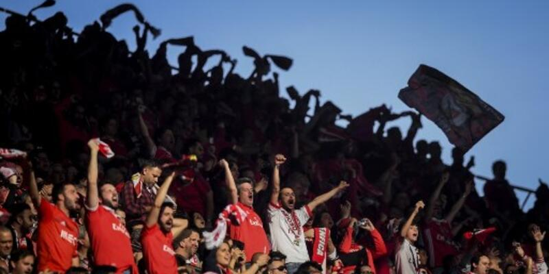 Portekiz'de Benfica şampiyon oldu