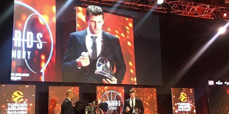 Euroleague'de Jan Vesely MVP seçildi