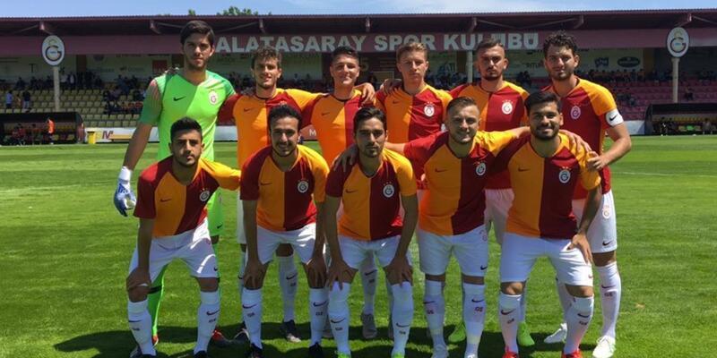 Galatasaray'dan Başakşehir'e 4 gol