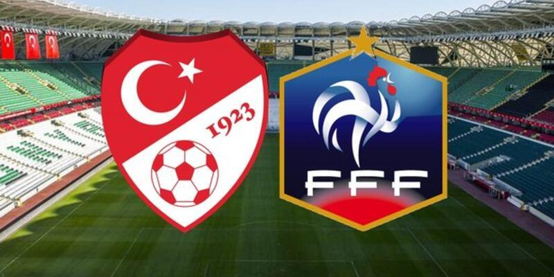 Türkiye-Fransa maçına büyük ilgi