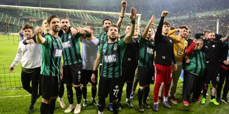 TFF 2. Lig Play-off'ta finalin adı belli oldu