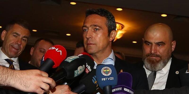 Ali Koç: Kabus gibi sezon geride kalıyor