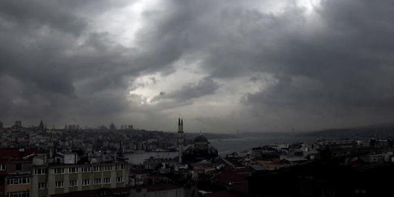Yağmur geliyor: İstanbul için sağanak uyarısı! 20 Ağustos hava durumu