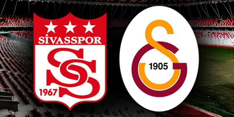 Süper Lig 34. hafta... Sivasspor Galatasaray maçı ne zaman, saat kaçta?