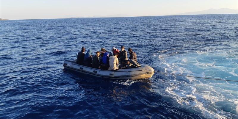 Aydın'da 51 düzensiz göçmen yakalandı