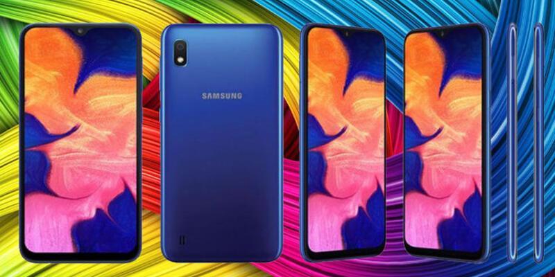 Samsung Galaxy A10e ortaya çıktı