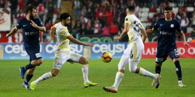 Fenerbahçe – Antalyaspor maçı saat kaçta, hangi kanalda? Ligin son maçı