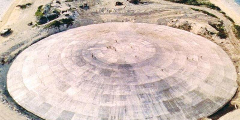 Nükleer 'tıpa' sızdırıyor iddiası