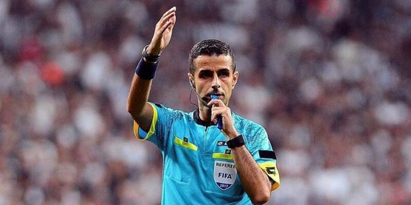 Sakaryaspor-Fatih Karagümrük maçının hakemi açıklandı