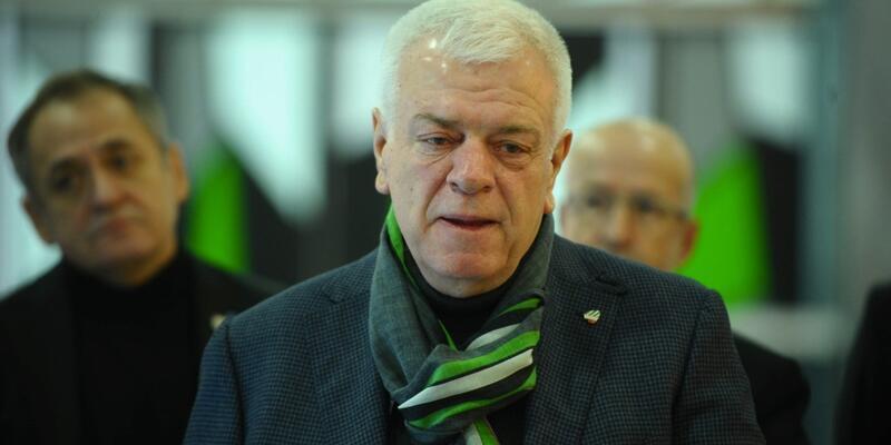 Bursaspor Başkanı Ali Ay hakkında soruşturma