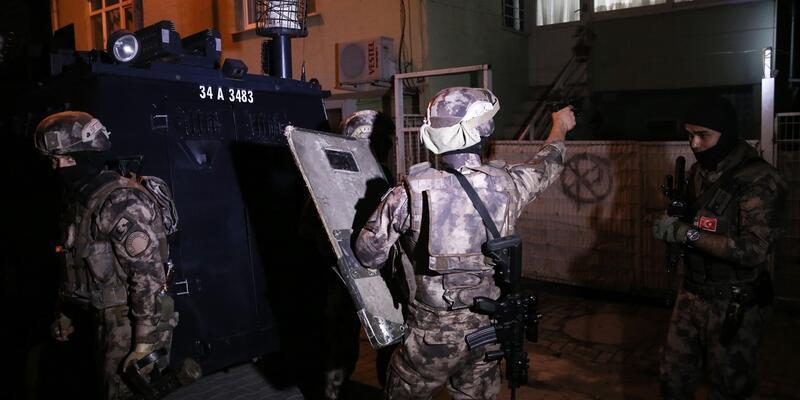 Son dakika... İstanbul'da büyük uyuşturucu operasyonu: Gözaltılar var