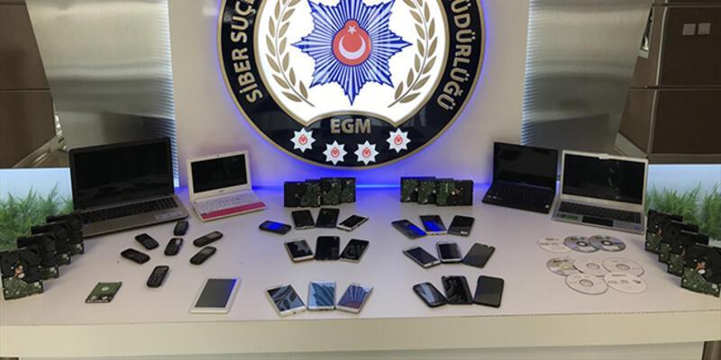 """İstanbul merkezli """"siber dolandırıcılık"""" operasyonu"""