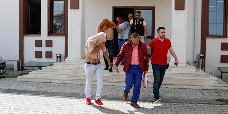 """Polisleri """"Amca"""" ve """"Osmanlı"""" diye şifrelemişler"""