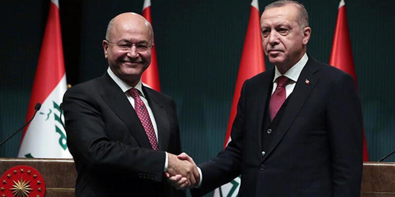 Irak Cumhurbaşkanı Salih bu akşam İstanbul'a geliyor
