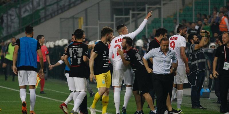 Sakaryaspor 0-2 Fatih Karagümrük / Maç Özeti
