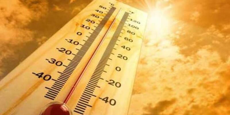 Sıcaklıklar artıyor! Meteoroloji 29 Temmuz hava durumu raporu