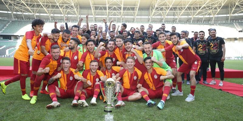 Galatasaray'dan bir kupa daha