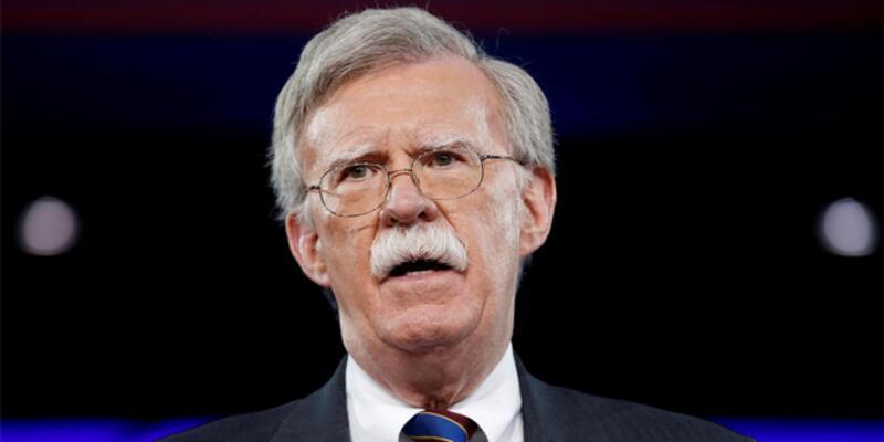 """""""Trump, Kuzey Kore, Venezuela ve İran konularında Bolton'dan şikayetçi"""""""