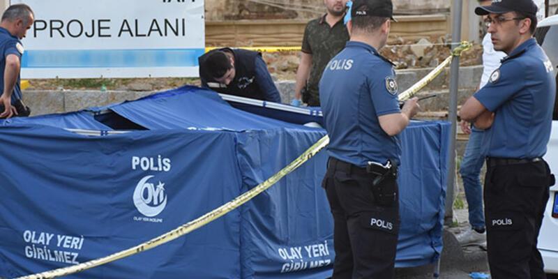 Çekmeköy'de korkunç cinayet