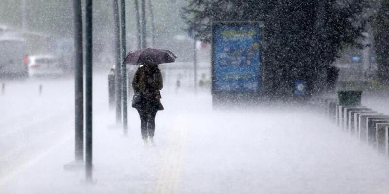 Hava durumu 30 Mayıs: Yağmur geliyor! Meteoroloji hava tahmin raporu