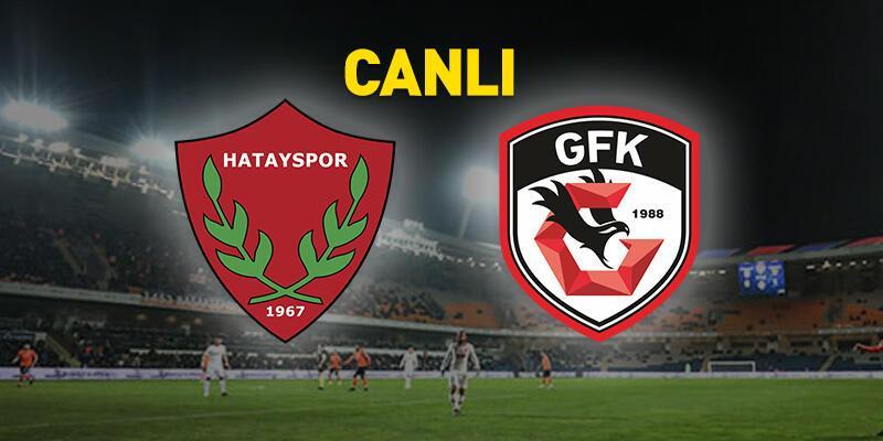 Hatayspor Gazişehir Gaziantep CANLI