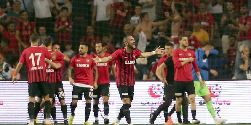 Hatayspor 3-5 Gazişehir Gaziantep / Maç Özeti