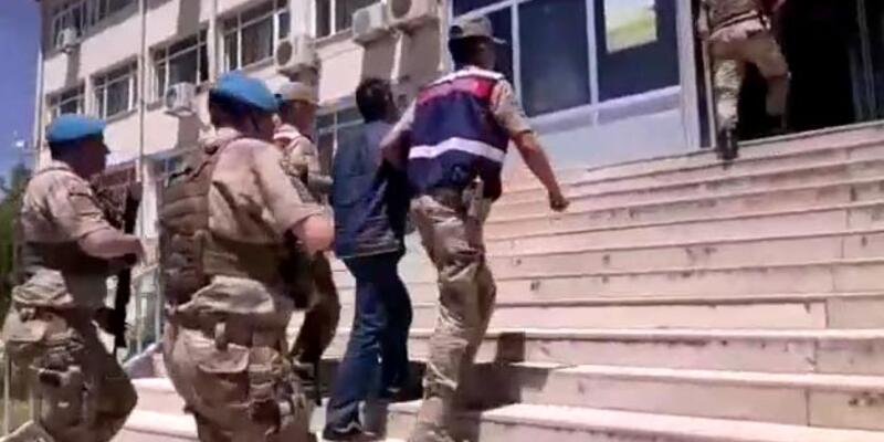 PKK'ya eleman temin ettiği belirlenen terörist tutuklandı