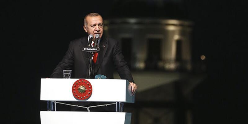 Cumhurbaşkanı Erdoğan: Hedeflerimize ulaştığımızda bambaşka kapılar açılacak