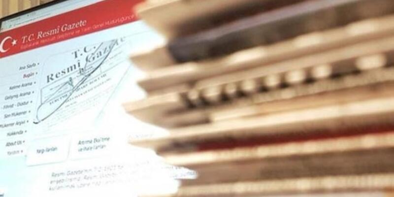 Dört bakanlığa yapılan atama kararları Resmi Gazete'de