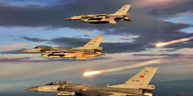 Son dakika! Irak'ın kuzeyinde teröristlere ağır darbe