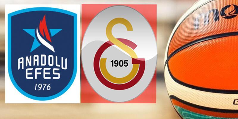 Anadolu Efes, Galatasaray basketbol play off maçı saat kaçta, hangi kanalda?
