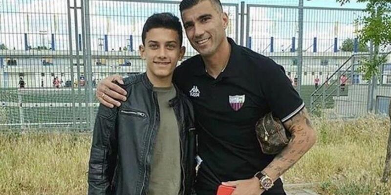 Jose Antonio Reyes'in oğlu Real Madrid'de