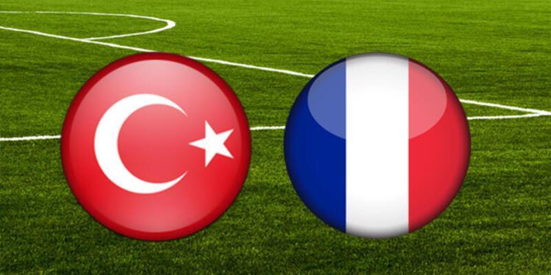 Türkiye ile Fransa 10 yıl sonra karşı karşıya