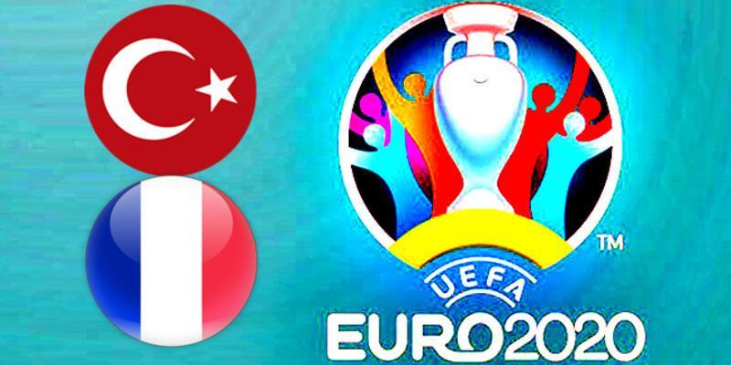 Avrupa Şampiyonası... Türkiye, Fransa maçı ne zaman, saat kaçta, hangi kanalda?