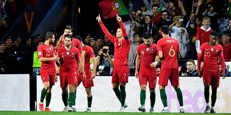 UEFA Uluslar Ligi'nde ilk şampiyon belli oluyor