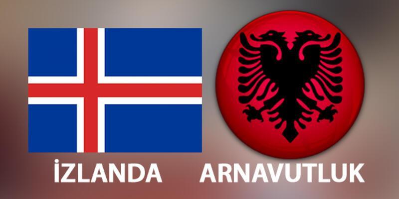 İzlanda Arnavutluk maçı ne zaman, saat kaçta, hangi kanalda?