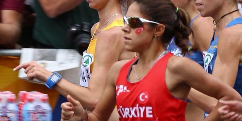 Meryem Bekmez olimpiyat barajını geçti