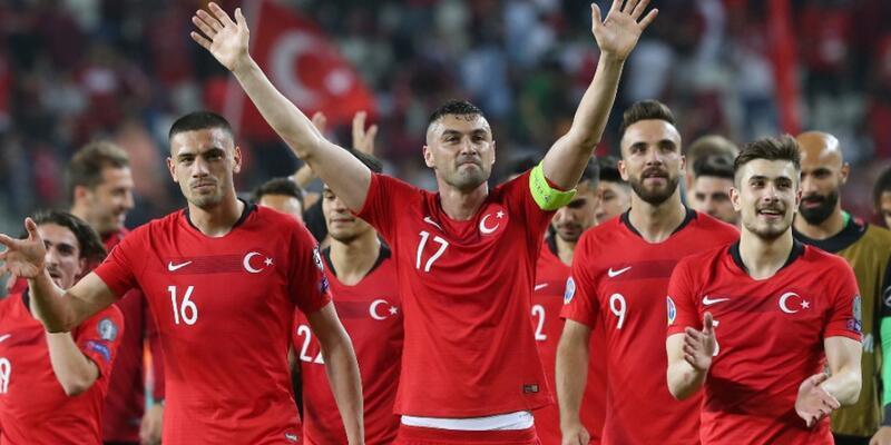 Türkiye 2-0 Fransa / Maç Özeti