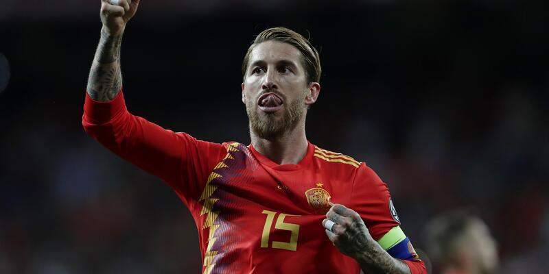 Sergio Ramos, İspanya'yı golleriyle taşıyor