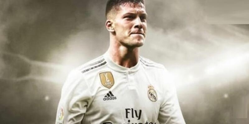 Real Madrid'in yeni transferi Luka Jovic kimdir, kaç yaşında?