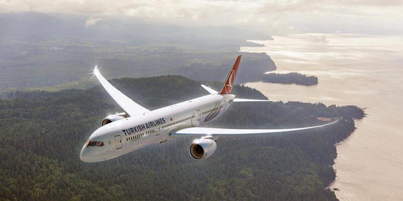 THY'nin 'rüya uçağı' gökyüzünde... İlk uçacağı yer ve tarih belli oldu
