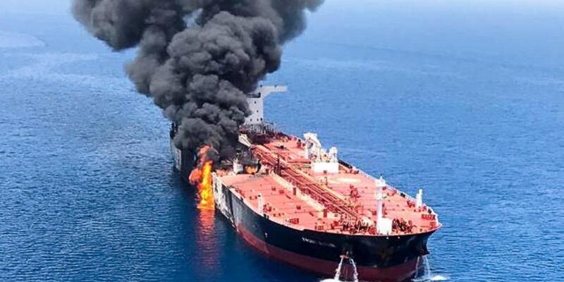 Tuhaf tesadüf! Tankerlere yapılan saldırı anında...