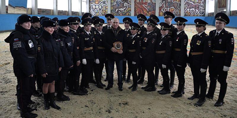 Rus polislere 'Türkiye'de tatil' izni