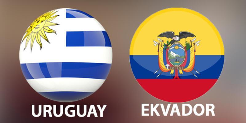 Copa America: Uruguay, Ekvador maçı ne zaman, saat kaçta, hangi kanalda?