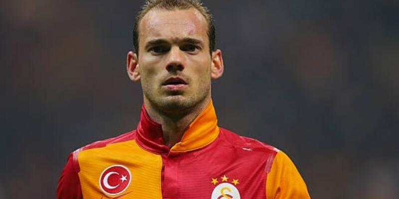 Galatasaray'dan Wesley Sneijder kararı