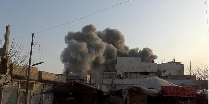 BM'den İdlib'e yönelik saldırılara kınama