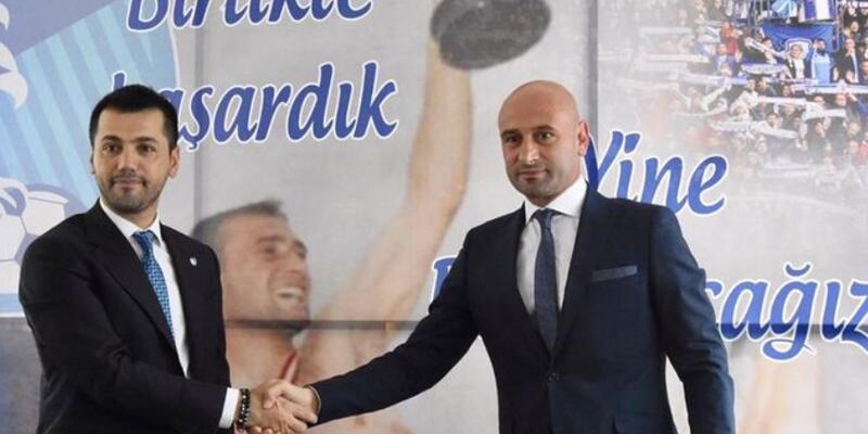 Muzaffer Bilazer'le sözleşme imzalandı