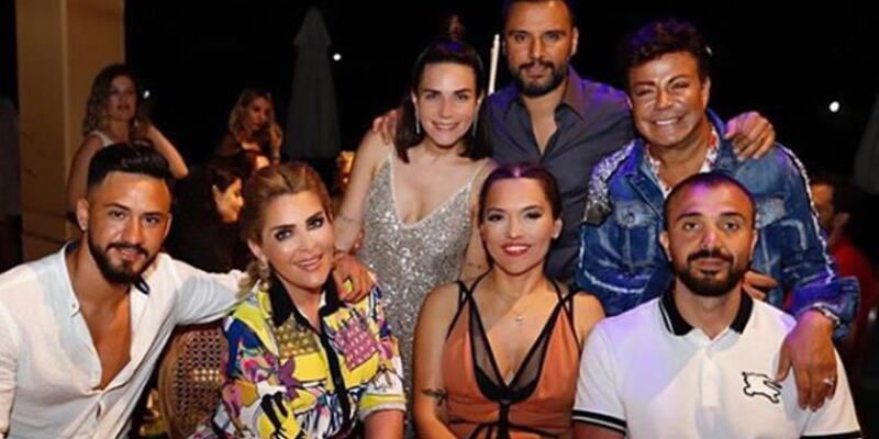 Buse Varol, Alişan'ın doğum günü videosunu paylaştı