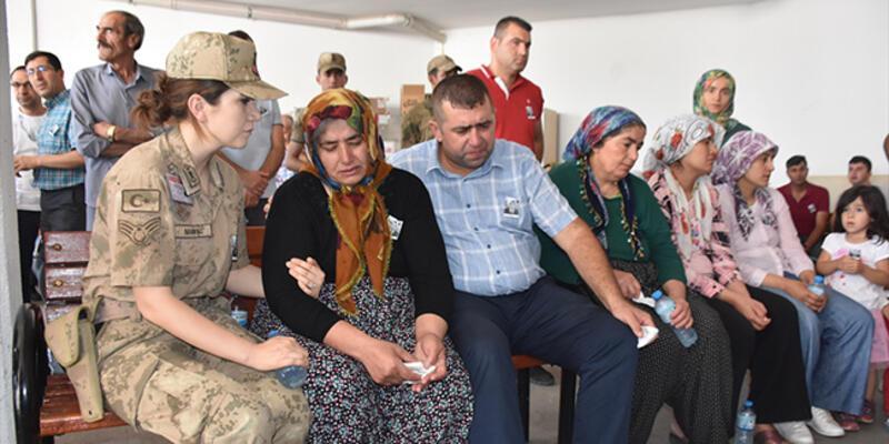 Kazada hayatını kaybeden Kılınç için askeri tören